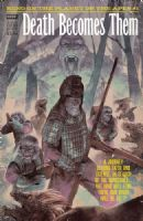 Kong on the Planet of the Apes #1 - Hans Woody Subscription Cover Variant